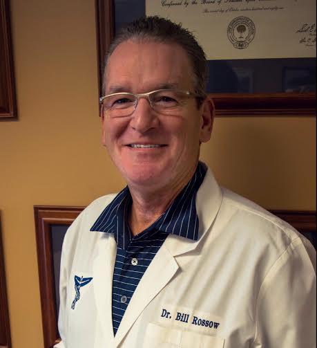 Dr. William Rossow Chiropractor Ocean Springs Mississippi